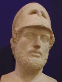 pericles on athens in the funeral In this paper i would like to study the athenian funeral oration as a democratic  alternative to homeric poetry pericles' programmatic statement in his funeral.