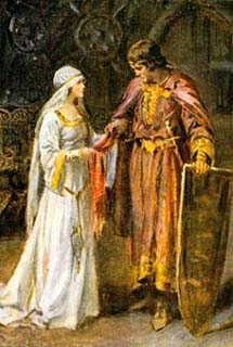 Story Of King Arthur And Guinevere And Lancelot