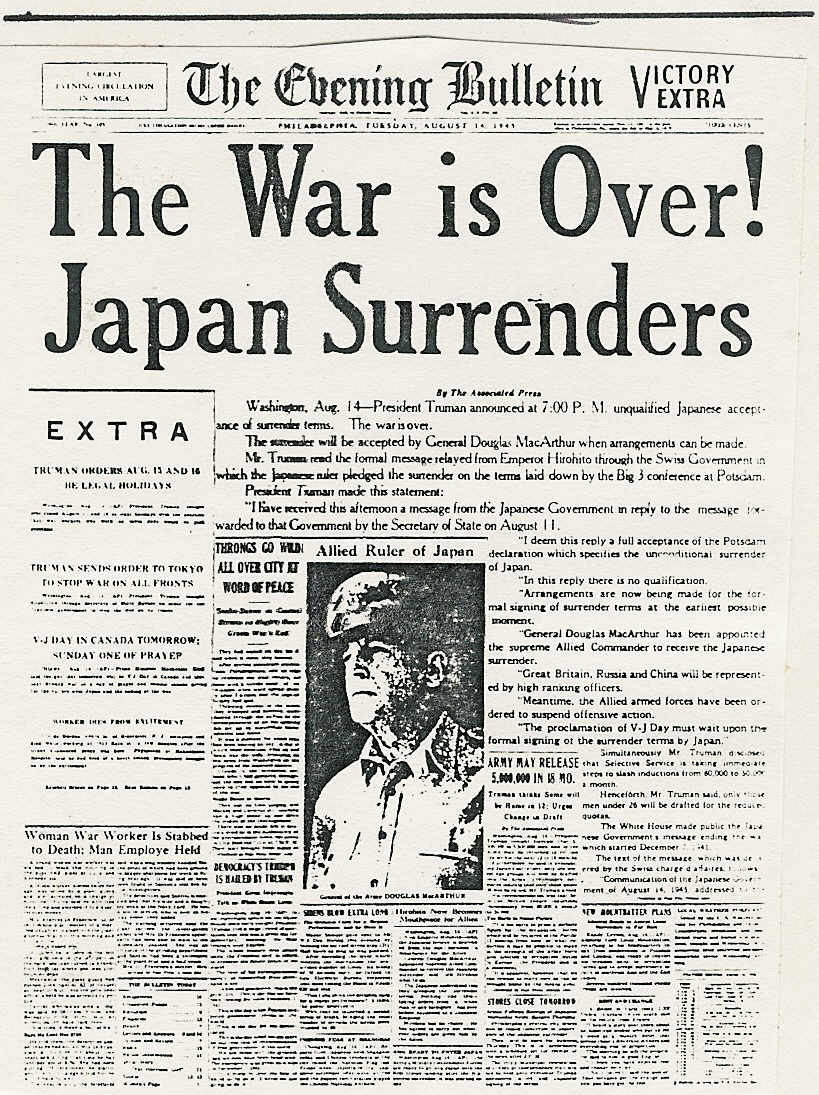 The atomic bombing of Japan: What are your thoughts?