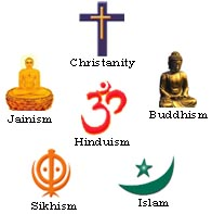 The diversity in the religion of christianity