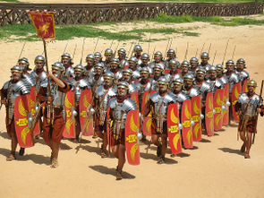 A look at the successes of the roman army throughout the years
