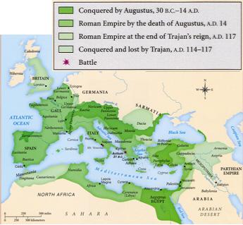 CHW3M World History  Pax Romana