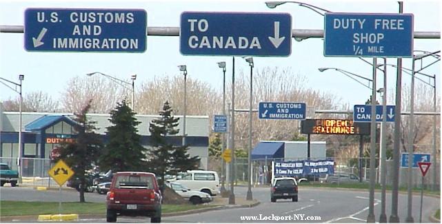 BBC - Travel - The US-Canada border runs through this tiny ...